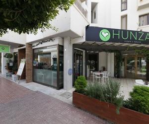 Restaurante Ibiza Hunza