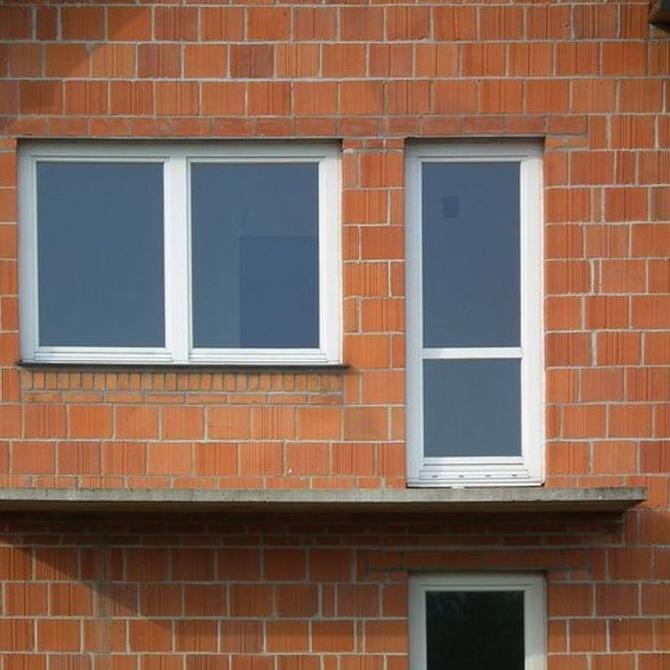 Mantenimiento de las ventanas PVC