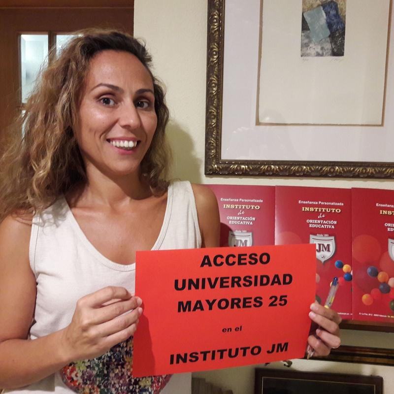 Acceso universidad mayores 25 años y 45 años: Nuestros Cursos de Instituto de Orientación Educativa JM