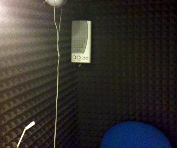 Audiometría: Productos de JOSÉ LUIS ALBIR DOMINGUIS
