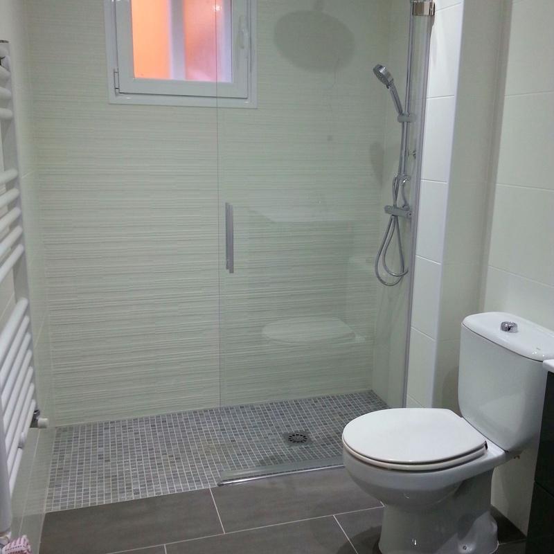 Cuartos de baño: Servicios de Obras y Reformas Zahino