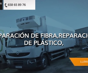Pintado de camiones en Valdemoro | Talleres MJC
