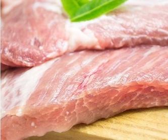 San Jacobos caseros de ternera con bacon y queso:  de Hermanos García