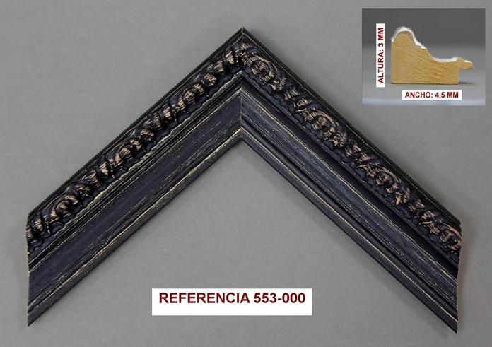 REF 553-000: Muestrario de Moldusevilla