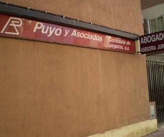 CORREDURIA DE SEGUROS PUYO Y ASOCIADOS MOSTOLES