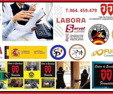 Certificados Profesionales - Centro acréditado SEPE - LABORA