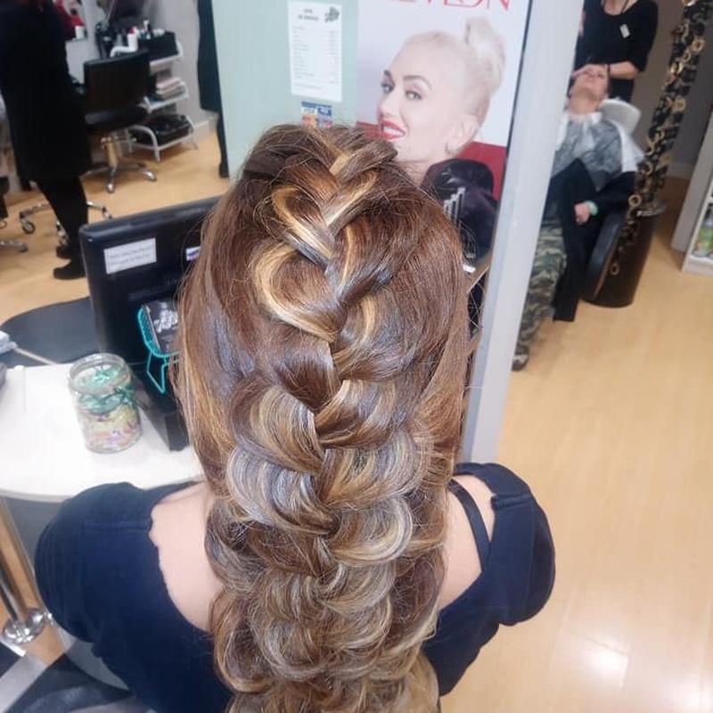 Peinados y recogidos: Tratamientos de Salón Petit Barakaldo