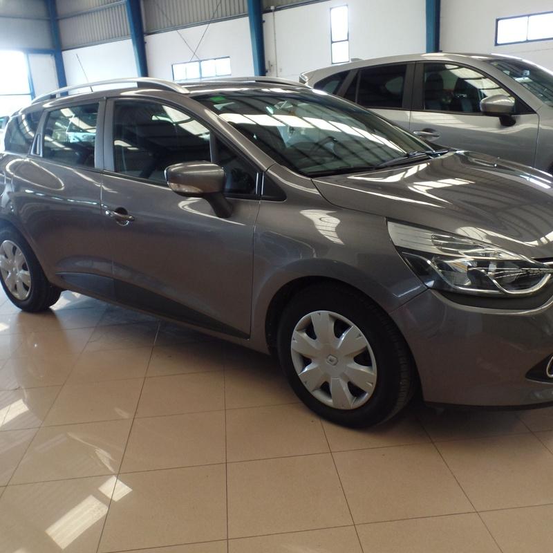 RENAULT Clio Sport Tou. Exp. Energy dCi 90 SS eco2 (8647-HSS): Servicios Peugeot de Senra Sport