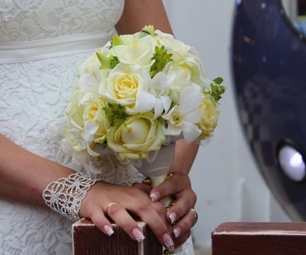 Apuesta por las flores el día de tu boda