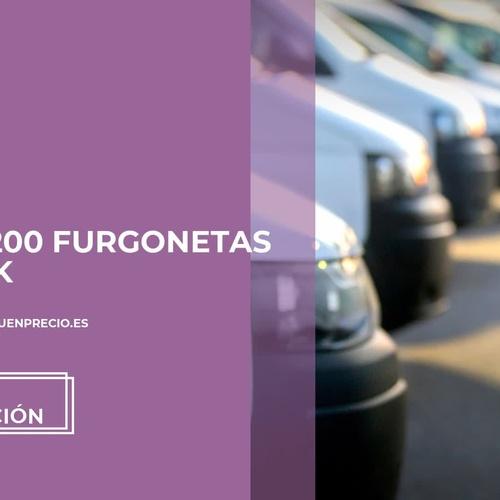 Furgonetas de ocasión en Madrid Sur: Furgonetas a buen precio