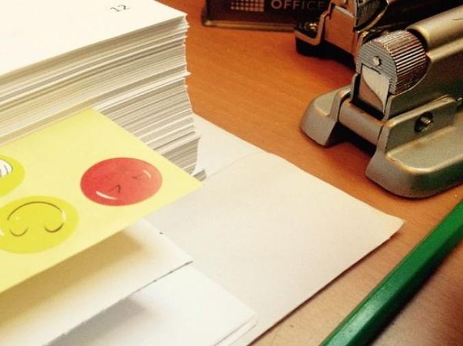 El gramaje de papel ideal para cada trabajo