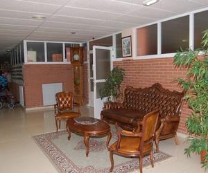 Zona común para recibir visitas