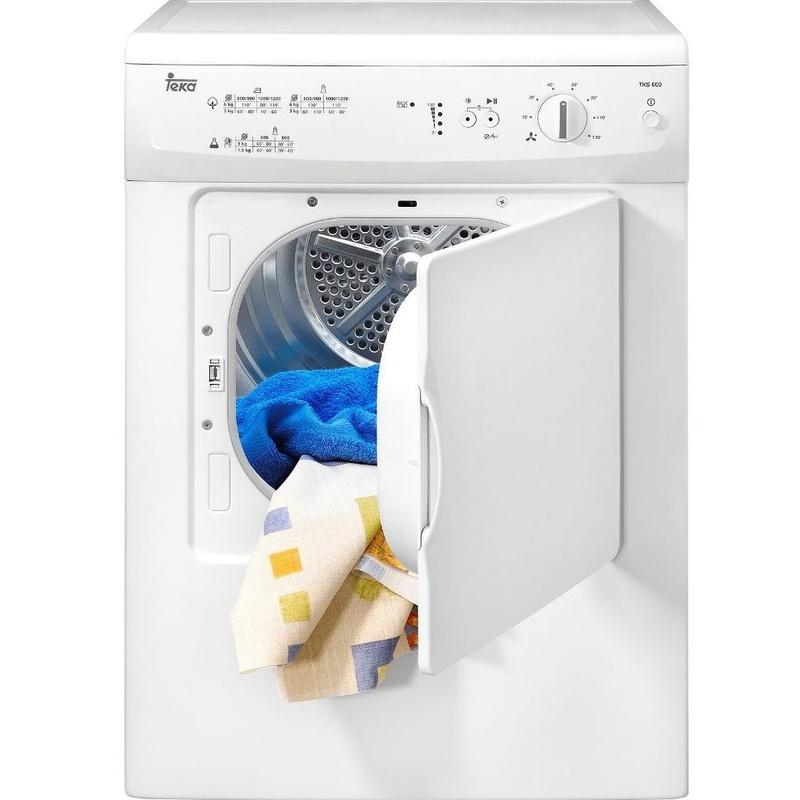 SECADORA TEKA TKS1600 7/KG EVAC. BLANCO ---219€: Productos y Ofertas de Don Electrodomésticos Tienda online