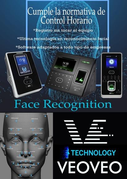 Sistema de control horario mediante reconocimiento facial.
