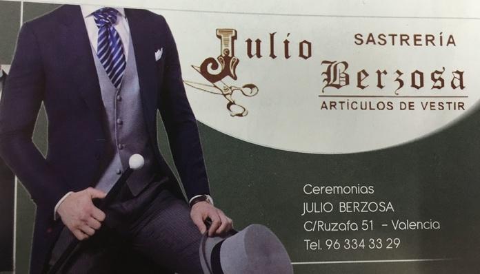 Entrevista sastre Julio Berzosa
