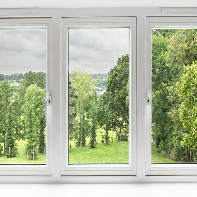 Cambiar tus ventanas te ayuda a reducir el gasto de la calefacción