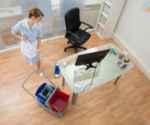 Limpieza de oficinas en Badalona