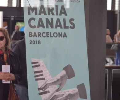 PARTICIPACIO EN EL OFF MARIA CANALS DE BARCELONA 2018