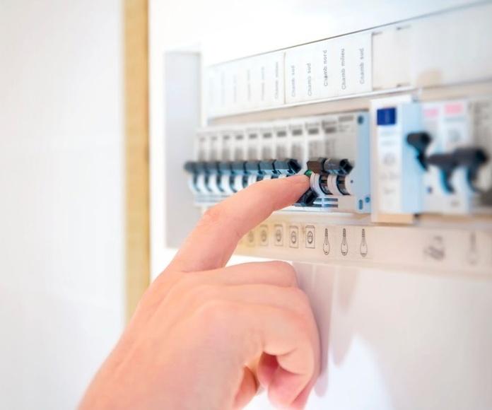 Cuadros eléctricos: Servicios de Corelec Instalaciones Eléctricas