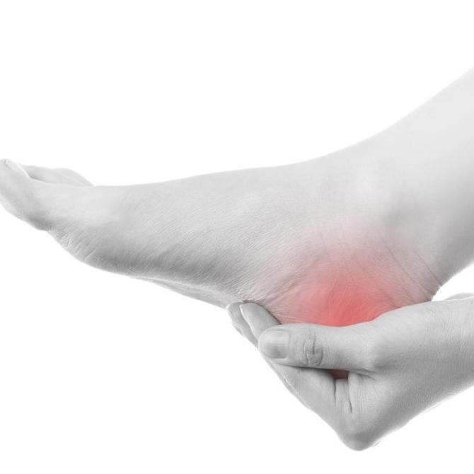 Sobrepeso y lesiones en los pies