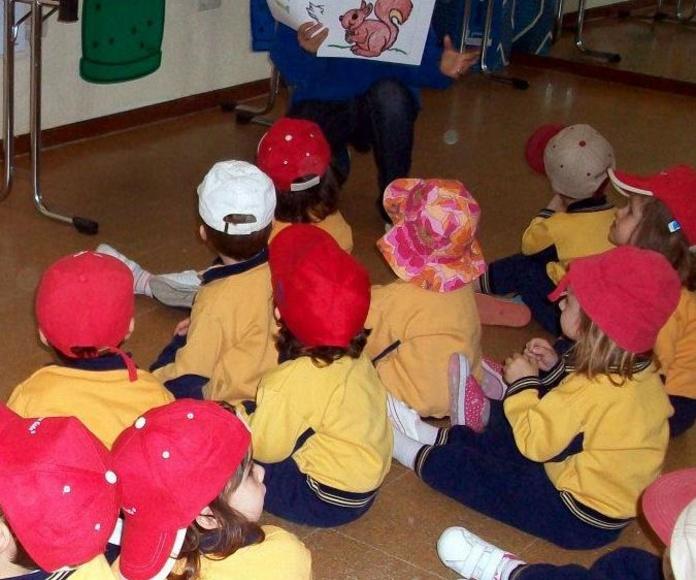Escuela y talleres de verano.: Actividades y Servicios de Mi Primer Cole