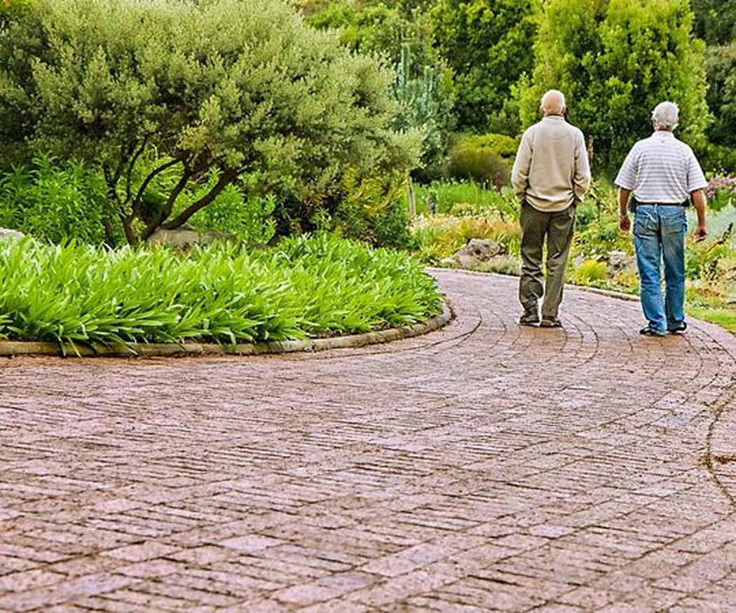 Los ancianos, uno de los grupos más vulnerables a los golpes de calor