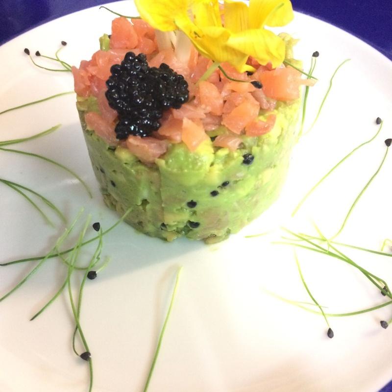 Entrantes y ensaladas: Carta y Menús de Restaurante Bonavista