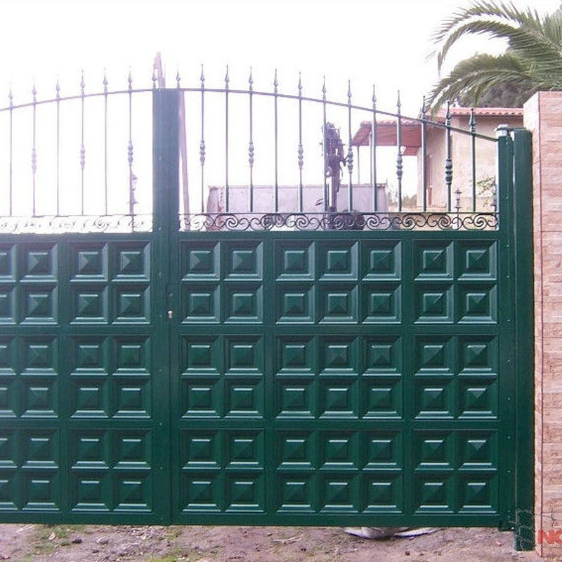 Puertas metálicas Asturias