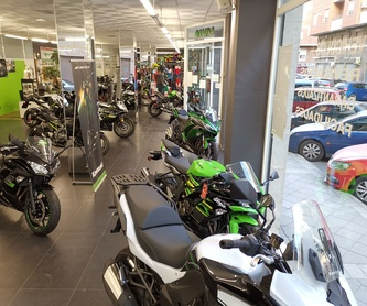 Accesorios: Productos y servicios de Navarro Kawasaki