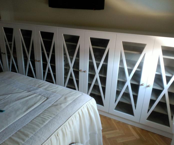 Mueble Dormitorio   Esteco Decoración
