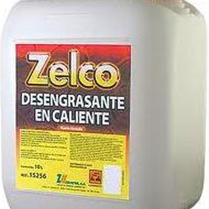 DELCO PLANCHAS 5L : SERVICIOS  Y PRODUCTOS de Neteges Louzado, S.L.