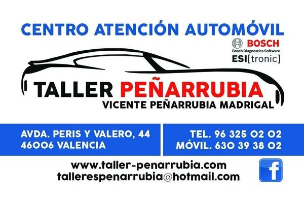 Disculpas por las molestia ocasionada por el retraso de la apertura de Talleres Peñarrubia