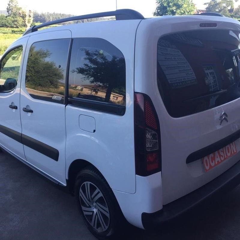 Citroën Berlingo 1.6HDI 114CV: VEHÍCULOS de Ocasión A Lagoa