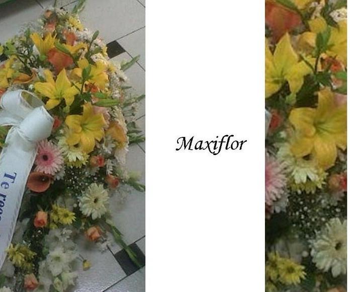 Centro funerario: Catálogo  de Floristería Maxiflor