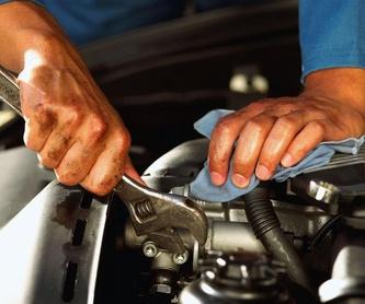 Diagnosis de vehículos: Servicios de Autocenter Beurko