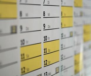 Calendario Laboral COMUNIDAD DE MADRID