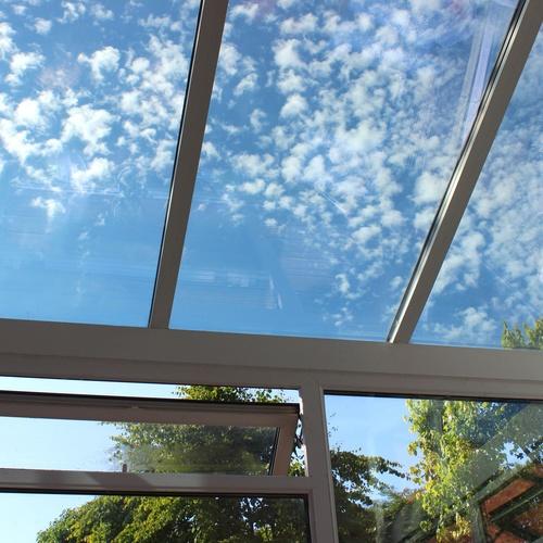 Expertos en techos de cristal