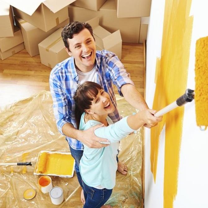 ¿Cómo elegir el color para tu salón?