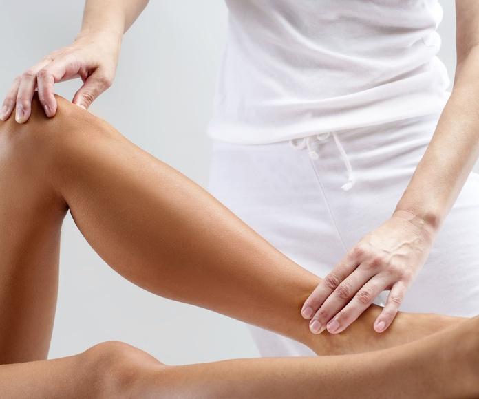 Ejercicio terapéutico: Tratamientos de fisioterapia de Centro de Fisioterapia FisioMar
