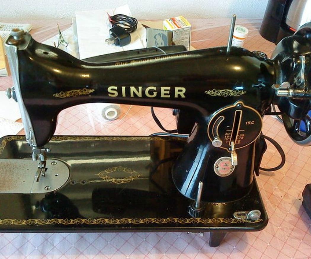 La historia de las famosas máquinas Singer