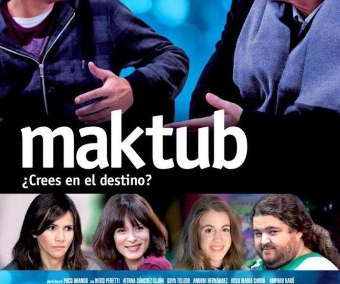 """""""MAKTUB """" ¿CREES EN EL DESTINO?"""