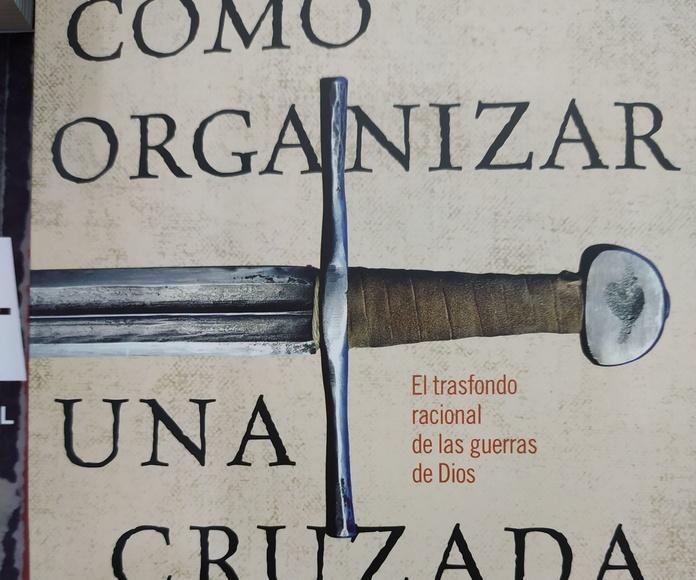 Cómo organizar una Cruzada: SECCIONES de Librería Nueva Plaza Universitaria