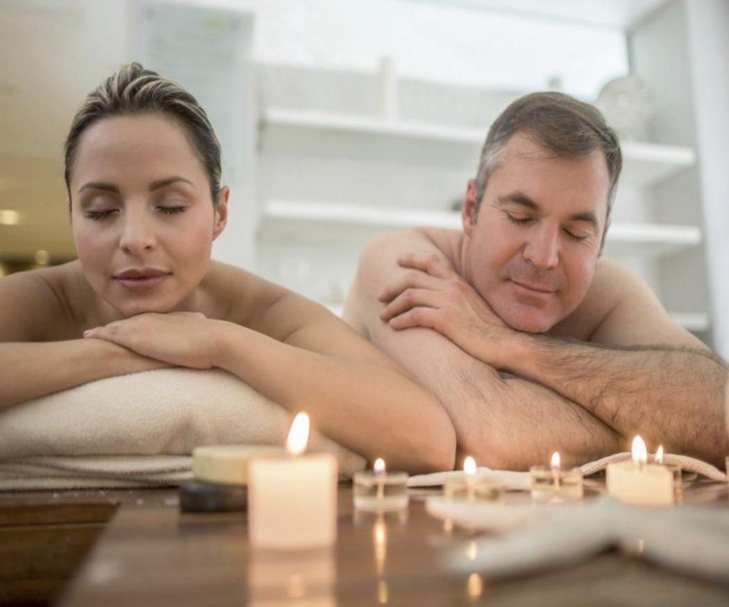 ¿Cómo es el masaje sensorial?