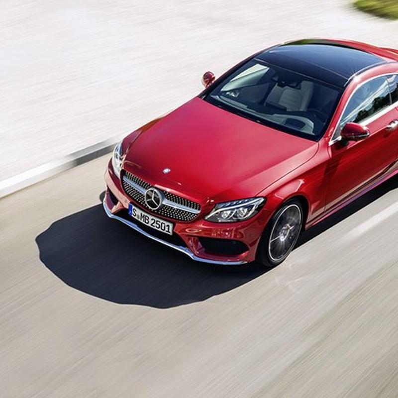 Turismos: Vehículos de Mercedes Benz Aguinaga