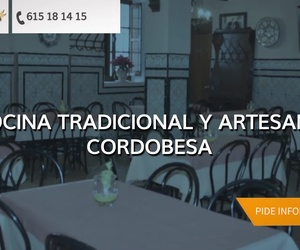 Galería de Tabernas en Córdoba | Taberna Casa Bravo 1919