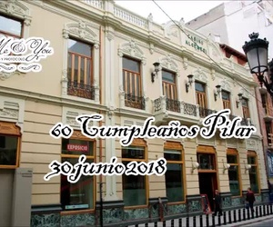 60 Cumpleaños Pilar