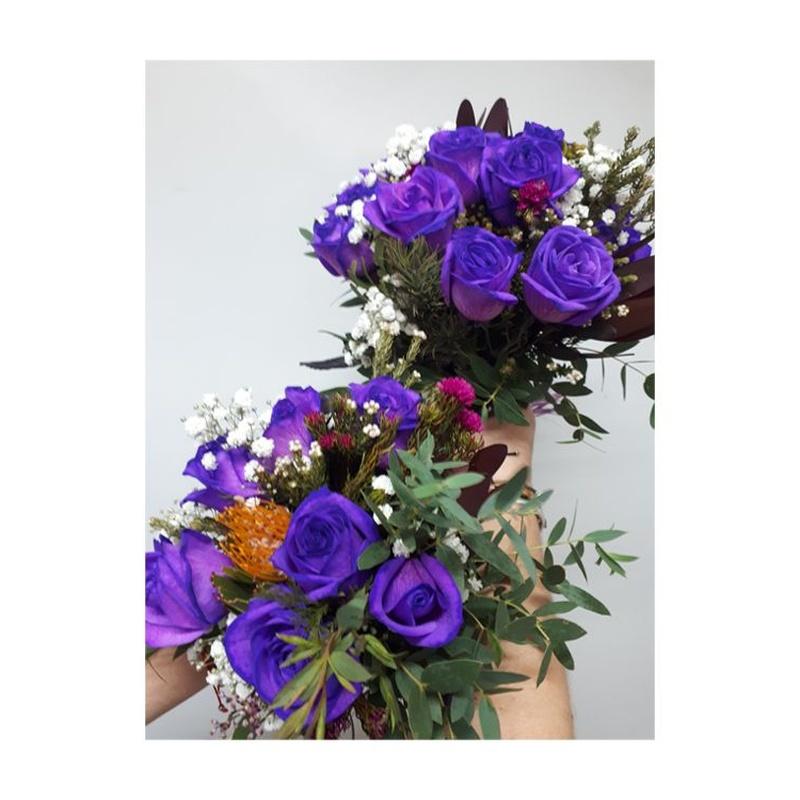 Arreglos para damas de honor: Catálogo de Flores Maranta