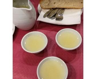 Tapas y aperitivos: Especialidades de Mesón A Lareira