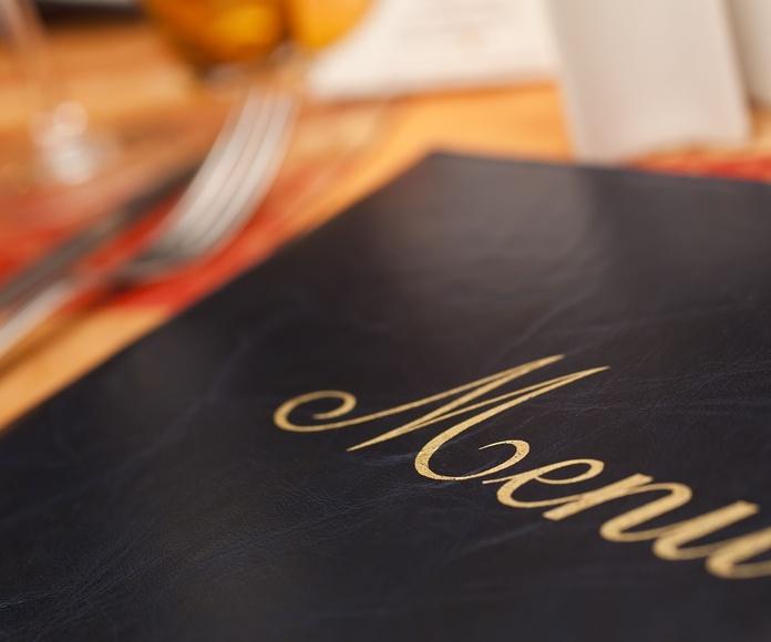 Daily menu: Menu de Restaurante El Camping Órgiva