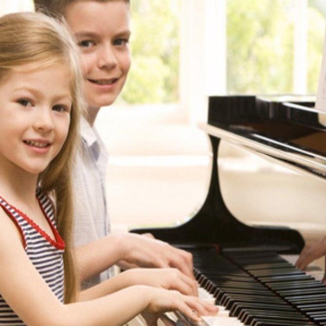 ¿Con qué instrumento iniciar a un niño en la música?